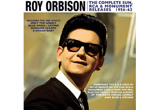 Roy Orbison - The Complete Sun, RCA & Monument Releases 1956-62 - (CD)
