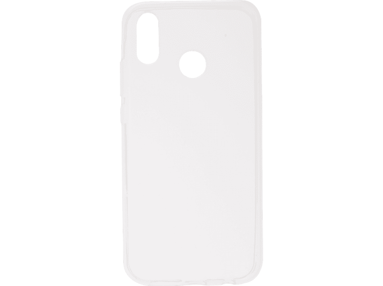 V-DESIGN PIC 160 , Backcover, Huawei, P20 Lite, Thermoplastisches Polyurethan, Transparent