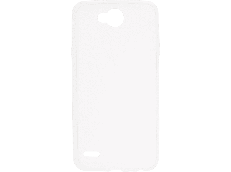 V-DESIGN  PIC 163 Backcover LG LG X-Power 2 Thermoplastisches Polyurethan Transparent | 04056212029854