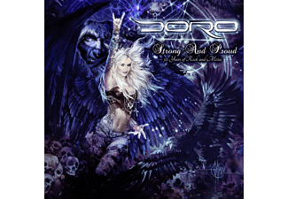Doro - Strong and Proud - 30 Years of Rock and Metal - Earbook (Díszdobozos kiadvány (Box set))