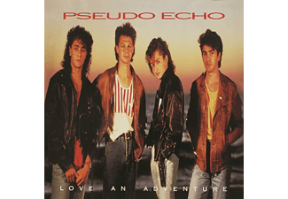 Pseudo Echo - Love An Adventure (Expanded 2CD Edition) - (CD)