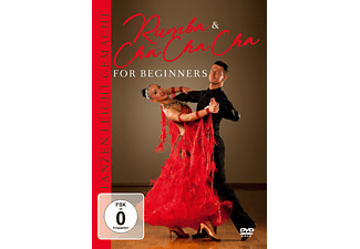 Rumba & Cha Cha Cha For Beginners - (DVD)