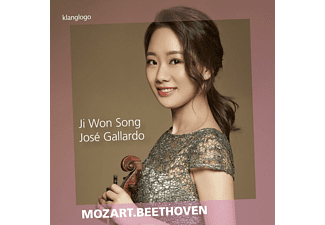 Ji Won Song, Jose Gallardo - Mozart.Beethoven [CD]