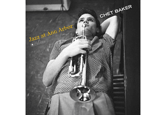 Chet Baker, VARIOUS - Jazz At Ann Arbor - (Vinyl)