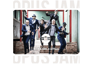 Opus Jam - Motown And Soul A Cappella - (CD)