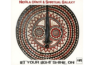 Nicola Conte, Spiritual Galaxy - Let Your Light Shine On - (CD)