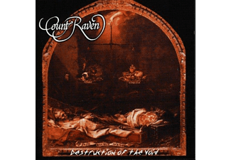 Count Raven - Destruction Of The Void - (Vinyl)
