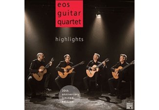 Eos Guitar Quartet - Highlights-30th anniversary limited edition - (Vinyl)