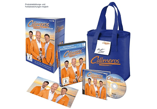 Calimeros - Sommerküsse (Fanbox) - (CD + DVD Video)
