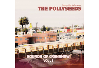 Terrace Martin Presents The Pollyseeds - Sounds Of Crenshaw Vol.1 - (CD)