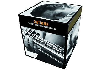 Chet Baker - Portrait In Jazz By William Claxton - (CD)