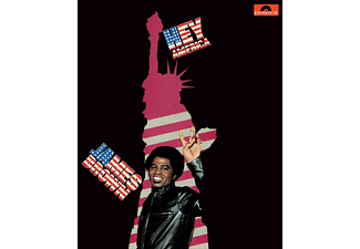 James Brown - Hey America - (CD)