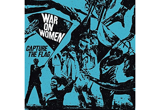 War On Women - Capture The Flag (Ltd.Coloured Vinyl) - (Vinyl)