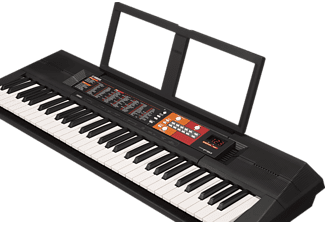 YAMAHA PSR-F51 Digital Keyboard, Schwarz