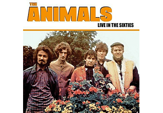 The Animals - Live In The Sixties (Lim.180 Gr.Orange 2lp) - (Vinyl)