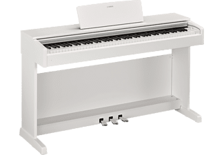 YAMAHA YDP-143WH Digital Piano, Weiß