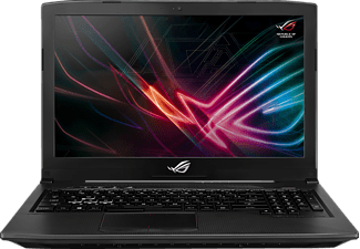 ASUS ROG STRIX GL503GE I7-8750H/16GB/1TB+128GB SSD, Gaming Notebook mit 15.6 Zoll Display, Core™ i7 Prozessor, 128 GB SSD, 1 TB HDD, GeForce GTX 1050 Ti, Schwarz
