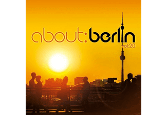VARIOUS - About: Berlin Vol: 20 - (CD)