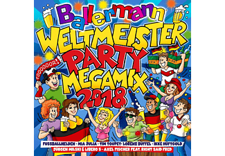 VARIOUS - Ballermann Weltmeister Party M - (CD)