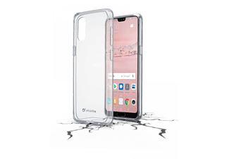 CELLULARLINE Cover Clear Duo P20 Pro Transparant
