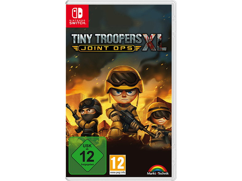 Tiny Troopers Joint Ops XL [Nintendo Switch]