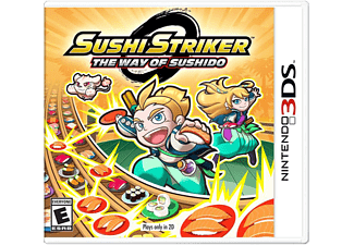 Sushi Striker: Way of The Sushido Nintendo 3DS