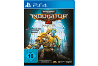 Warhammer 40.000: Inquisitor - Martyr [PlayStation 4]