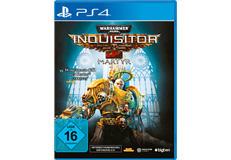 Warhammer 40.000: Inquisitor - Martyr - PlayStation 4