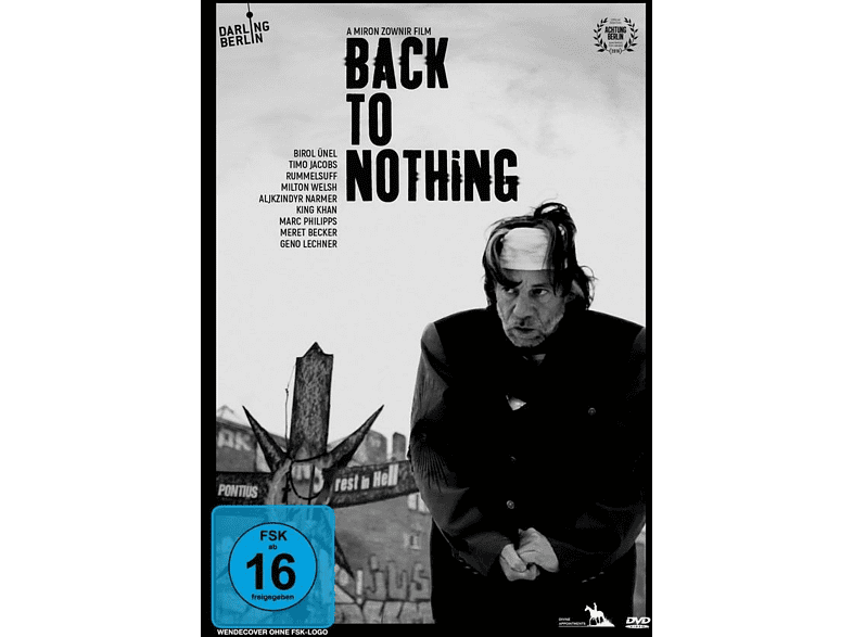 Back to Nothing [DVD]