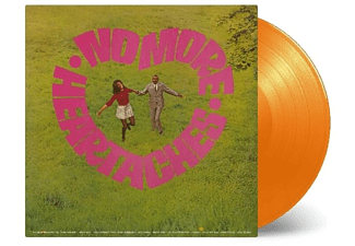 VARIOUS - No More Heartaches (ltd  orange Vinyl) - (Vinyl)