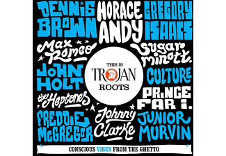 VARIOUS - This Is Trojan Roots - (CD)