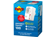 AVM FRITZ!DECT Repeater 100 DECT-Repeater, Weiß/Rot