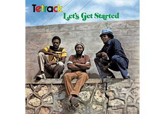 Tetrack, Augustus Pablo - Let's Get Started/Eastman Dub (Expanded Remaster) - (CD)