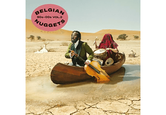 VARIOUS - Belgian Nuggets 90s-00s Vol.2 - (CD)