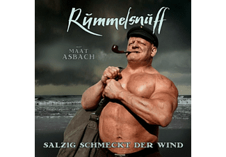 Rummelsnuff - Salzig Schmeckt Der Wind (Ltd.2LP+MP3) - (LP + Download)