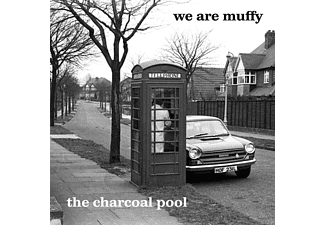 We Are Muffy - The Charcoal Pool - (CD)