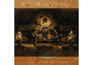 Fates Warning - Live Over Europe - (CD)