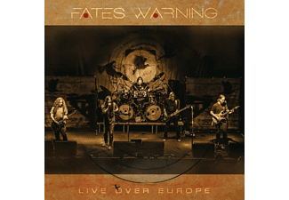 Fates Warning - Live Over Europe - (Vinyl)