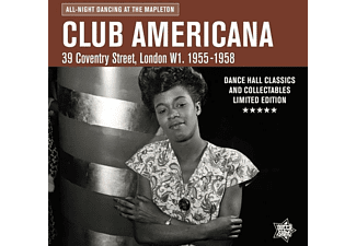 VARIOUS - Club Americana/London W1.1955-58 - (Vinyl)