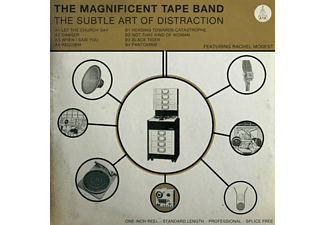 The Magnificent Tape Band - The Subtle Art Of Distraction - (CD)