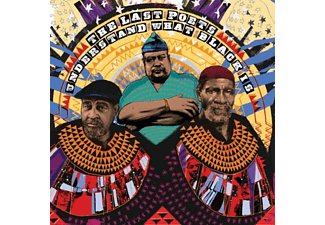The Last Poets - Understand What Black Is - (CD)