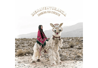 Chancha Via Circuito - Bienaventuranza - (CD)