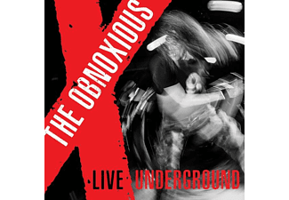 The Obnoxious - Live Underground - (CD)