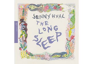 Jenny Hval - The Long Sleep EP (Limited Colored Edition) - (Vinyl)