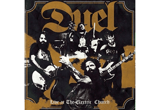 Duel - Live At The Electric Church - (CD)