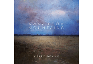Kerry Devine - Away From Mountains - (Vinyl)