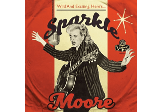 Sparkle Moore - Wild & Exciting - (EP (analog))