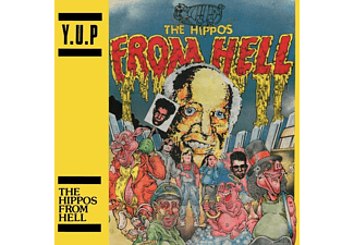 Yup - Hippos From Hell - (Vinyl)