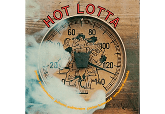 Peter/juhani Aaltonen/peter Kowald Brötzmann - Hot Lotta - (CD)