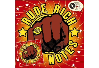 Rude Rich & The High Notes - Soul Stomp - (LP + Bonus-CD)